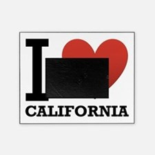 i-love-california.png Picture Frame