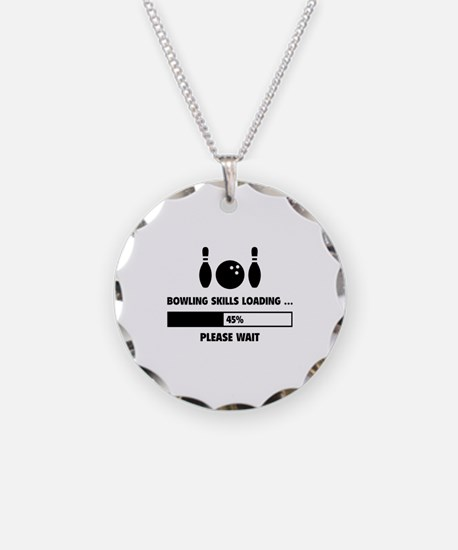 Bowling Skills Loading Necklace