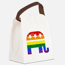 Cute Republicans Canvas Lunch Bag