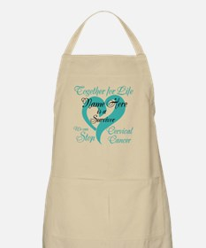 Cervical Cancer Survivor Apron