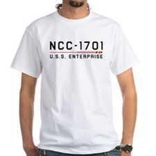 USS Enterprise Original Dark Shirt