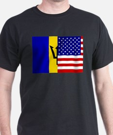 Custom Flags R Us T-Shirt