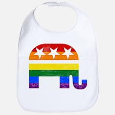 GOP Pride Baby Bib