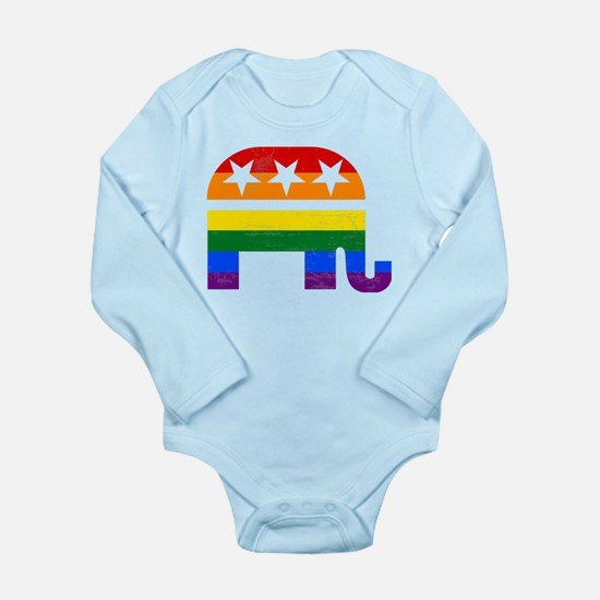 GOP Pride Body Suit