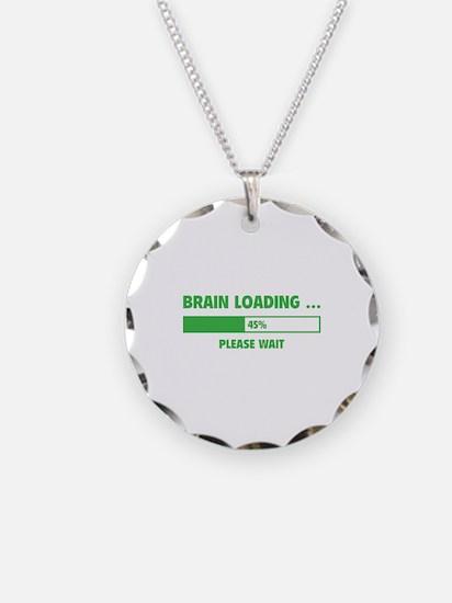 Brain Loading Necklace