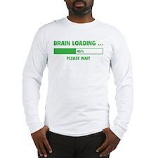 Brain Loading Long Sleeve T-Shirt