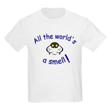 Dogs World View T-Shirt