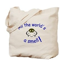 Dogs World View Tote Bag