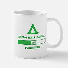 Camping Skills Loading Mug
