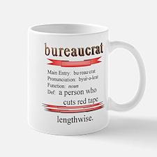 Bureaucracy Defined Mug