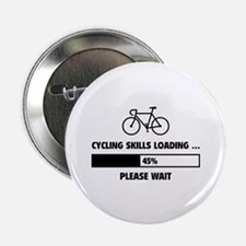 """Cycling Skills Loading 2.25"""" Button (100 pack)"""