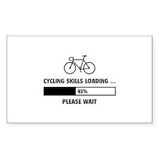 Cycling Skills Loading Decal