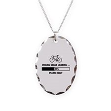 Cycling Skills Loading Necklace