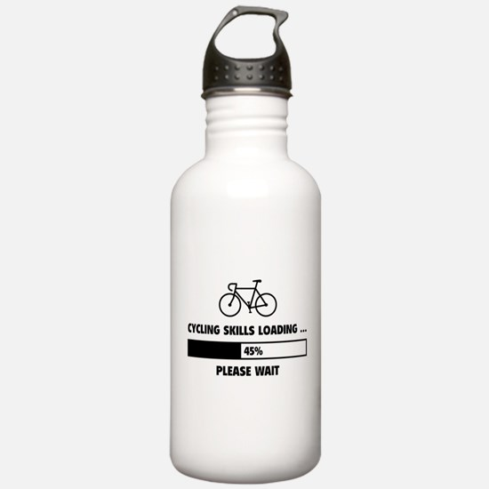 Cycling Skills Loading Water Bottle