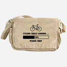 Cycling Skills Loading Messenger Bag