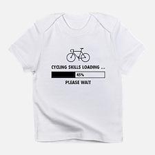 Cycling Skills Loading Infant T-Shirt