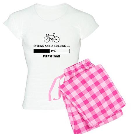Cycling Skills Loading Women's Light Pajamas