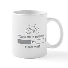 Cycling Skills Loading Mug