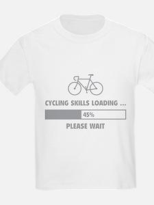 Cycling Skills Loading T-Shirt