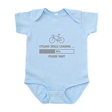Cycling Skills Loading Infant Bodysuit