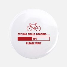 """Cycling Skills Loading 3.5"""" Button"""