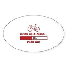 Cycling Skills Loading Decal