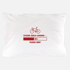 Cycling Skills Loading Pillow Case