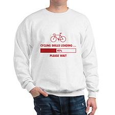 Cycling Skills Loading Sweatshirt