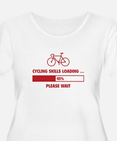 Cycling Skills Loading T-Shirt