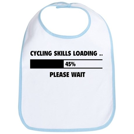 Cycling Skills Loading Bib