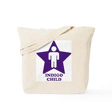 Indigo Child Tote Bag
