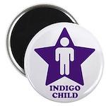 Indigo Child Magnet