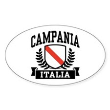 Campania Italia Decal