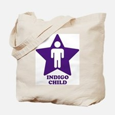 Indigo Child Tote Bag