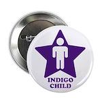 Indigo Child Button