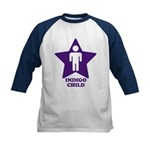 Indigo Child Kids Baseball Jersey