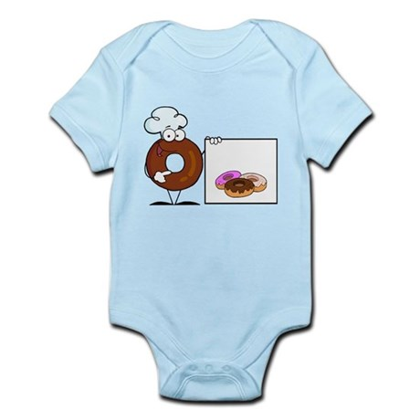 Doughnut Infant Bodysuit