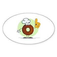 Doughnut Decal