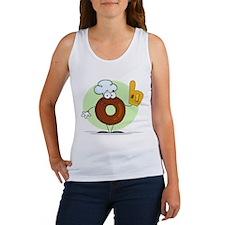 Doughnut Women's Tank Top