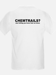 Chem-Trail Kids T-Shirt