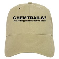 Chem-Trail Baseball Cap