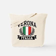 Verona Italia Tote Bag