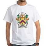 MacCosker Coat of Arms White T-Shirt
