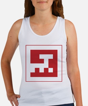 Curiosity Rover Icon Women's Tank Top