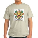 MacCosker Coat of Arms Ash Grey T-Shirt
