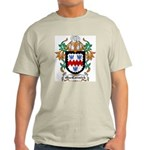 MacCormick Coat of Arms Ash Grey T-Shirt