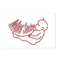 Mother Sucker Postcards (Package of 8)