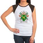 MacConwell Coat of Arms Women's Cap Sleeve T-Shirt