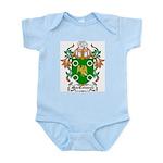 MacConwell Coat of Arms Infant Creeper