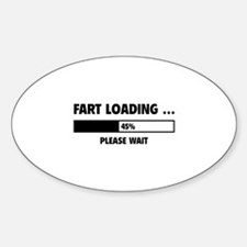 Fart Loading Decal